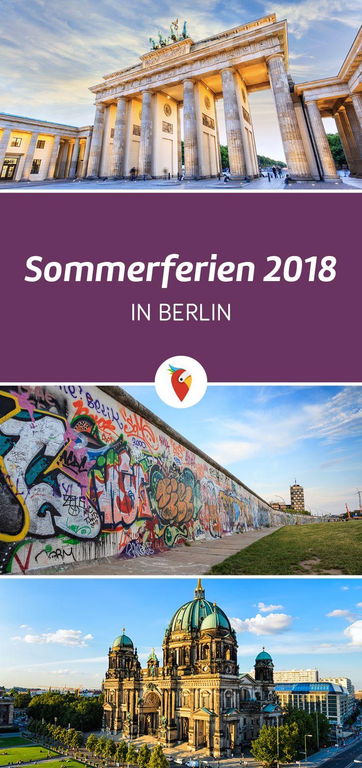 Sommerferien Berlin