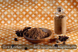 Mix de condimente pentru tarte si turta dulce