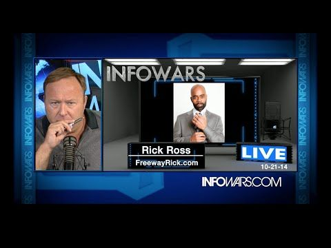 "The Real ""Freeway"" Rick Ross Reveals Story Behind Kill The Messenger Film - YouTube"