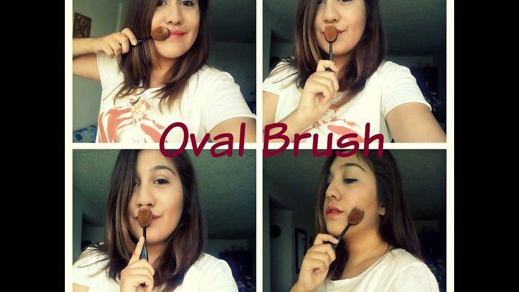 oval brush‼️⁉️