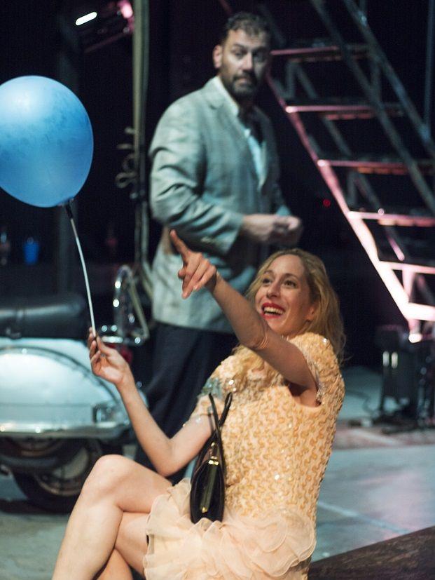"Catisart - ""Λεωφορείο ο Πόθος"", λαγνεία και θάνατος για την Μπλανς στο Σύγχρονο Θέατρο"