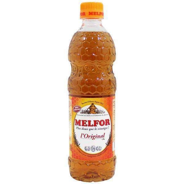 Melfor Original Honey Herb Vinegar 16.9 fl. oz. (499ml)  #FrenchFood #LeTablierbleu #TOPCHEFS #FrenchCuisine
