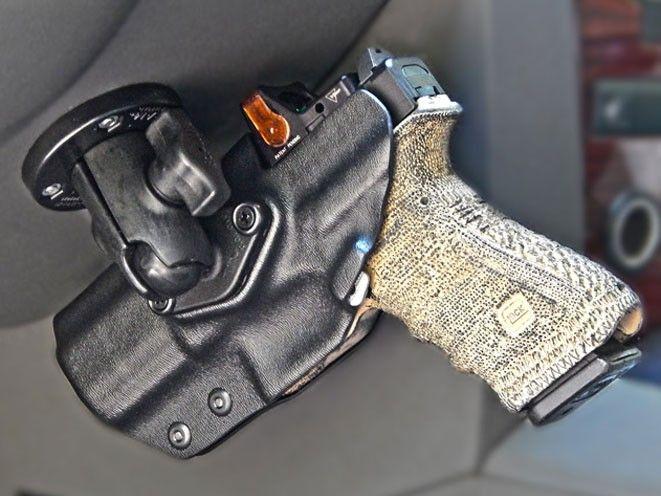 dara holster, dara holsters, mounted holster system, dara ...