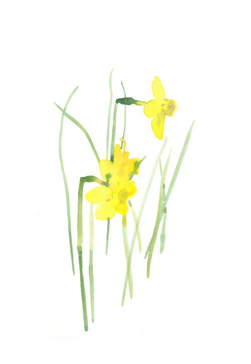 78 Best images about daffodil tattoo on Pinterest ...
