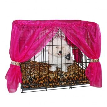 Doggie Crate Cover