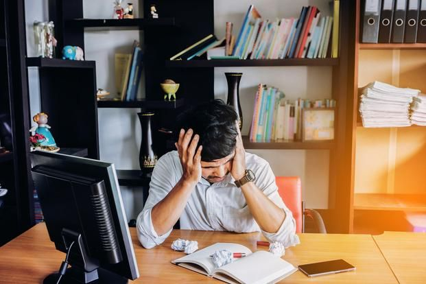 #Ataques cardíacos: sufrir estrés sería tan riesgoso como fumar o tener alta presión - Diario El Día: Diario El Día Ataques cardíacos:…