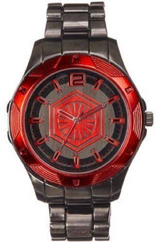 Star Wars Episode VII The Force Awakens Red Icon Men's Watch SWM2103