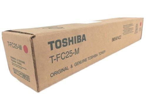 Details about Toshiba T-FC25-M Magenta Toner Cartridge