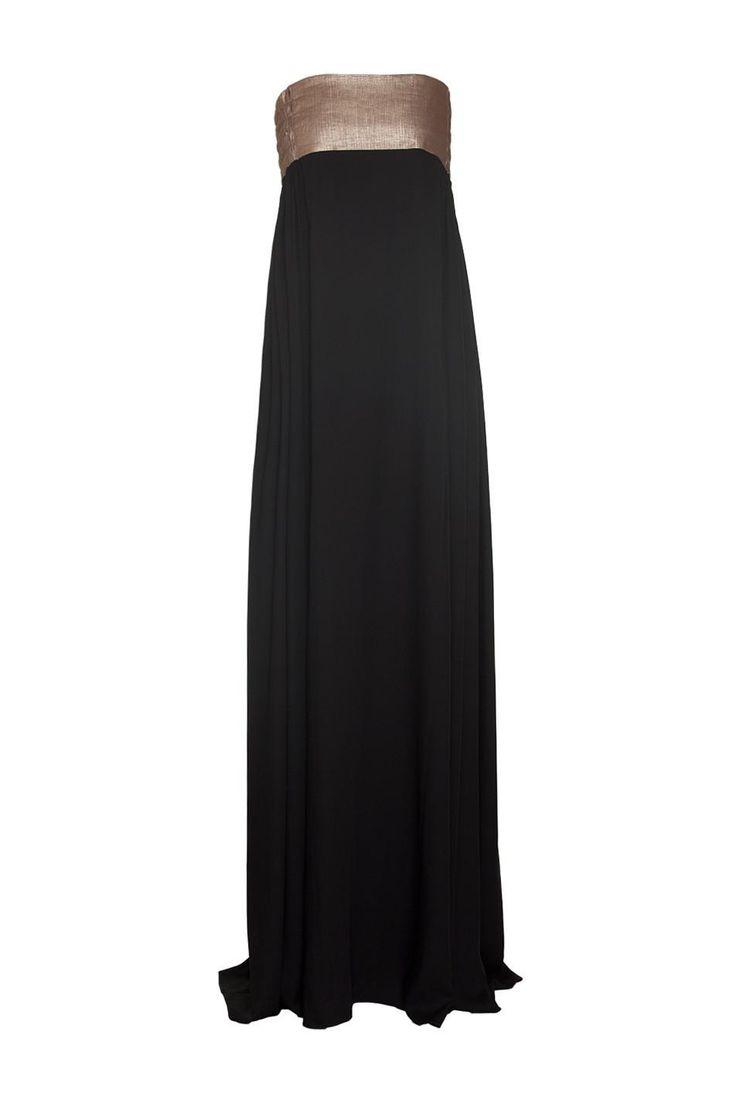 Piękna suknia wieczorowa Viola Śpiechowicz
