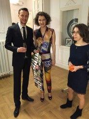 Adrian Buga, Andreea Buga, Alice Marinescu. Argo Art