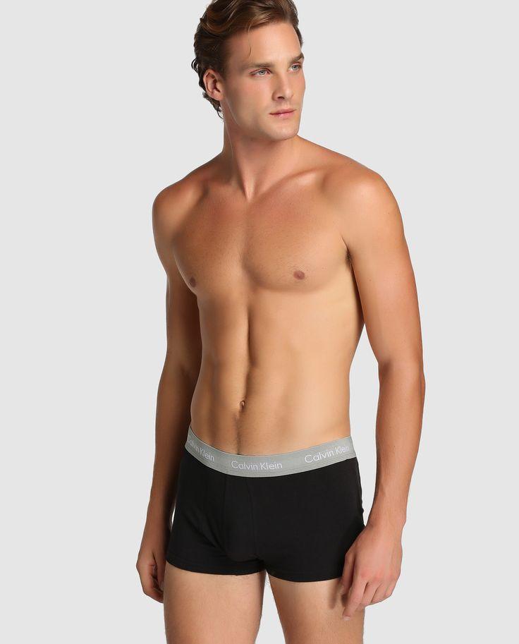 Pack 3 boxers de hombre Calvin Klein negros · Calvin Klein · Moda · El Corte Inglés