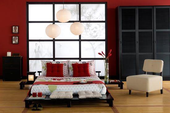 Quarto oriental   Eu Também Decoro - Blog de decoração, design e arquitetura.