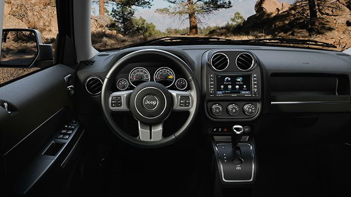 2014 Jeep Patriot Limited Interior
