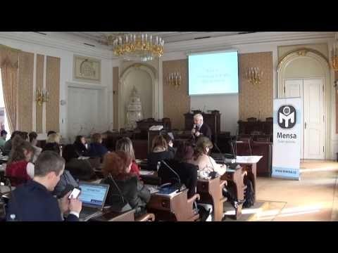 ▶ Prof. Milan Hejný - Hejného metoda výuky matematiky - Mensa konference pro rozvoj nadání 2015 - YouTube