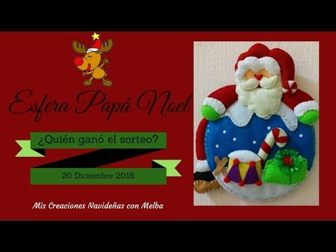 ADORNO NAVIDEÑO BELLOTA Y RATONCITOS 2016 - YouTube