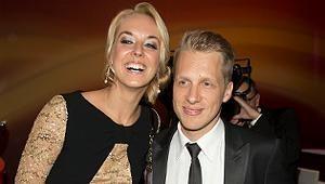 Sabine Lisicki mit ihrem Freund Oliver Pocher