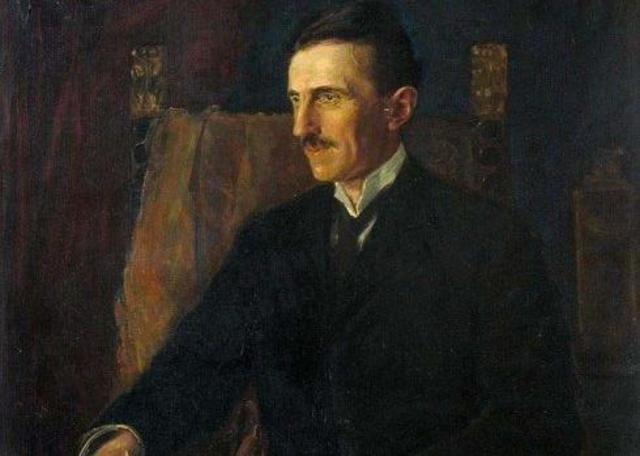 frases de Nikola Tesla. «La ciencia no es sino una perversión de sí misma, a menos que tenga como objetivo final el mejoramiento de la humanidad».
