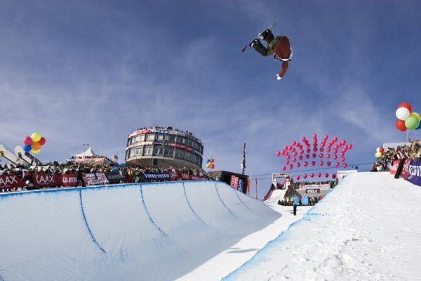 SHAUN WHITE Halfpipe PICTURES PHOTOS and IMAGES