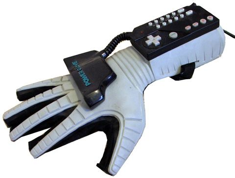 Nintendo Power Glove | 25 Awesome '80s Toys You Never Got But Can Totally Buy Today