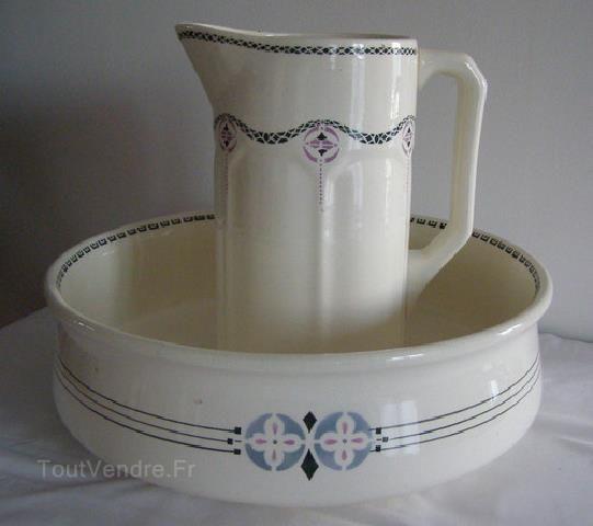 334 best antique bowl pitchers foot baths images on for Vasque ancienne en porcelaine