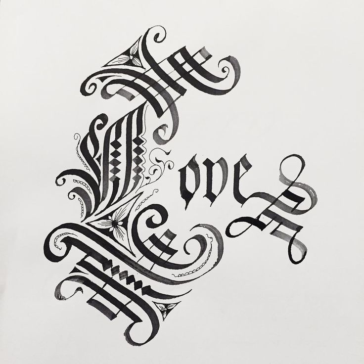"""304 Likes, 14 Comments - Hoang (@huyhoangdao) on Instagram: """"My study of Cadels and Bastard manuscript. I used a bamboo pen to make this, and yet the stroke is…"""""""