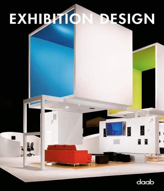 exhibition design by daab