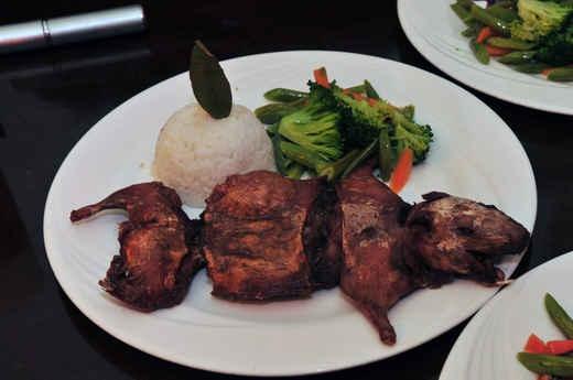 Delectable_Cuy_Guinea_Pig_Peruvian_Dish Peru Pinterest