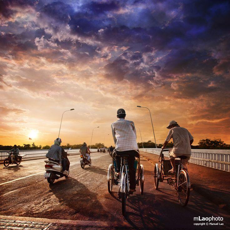 Hue Bike Tour | by mLao, bored