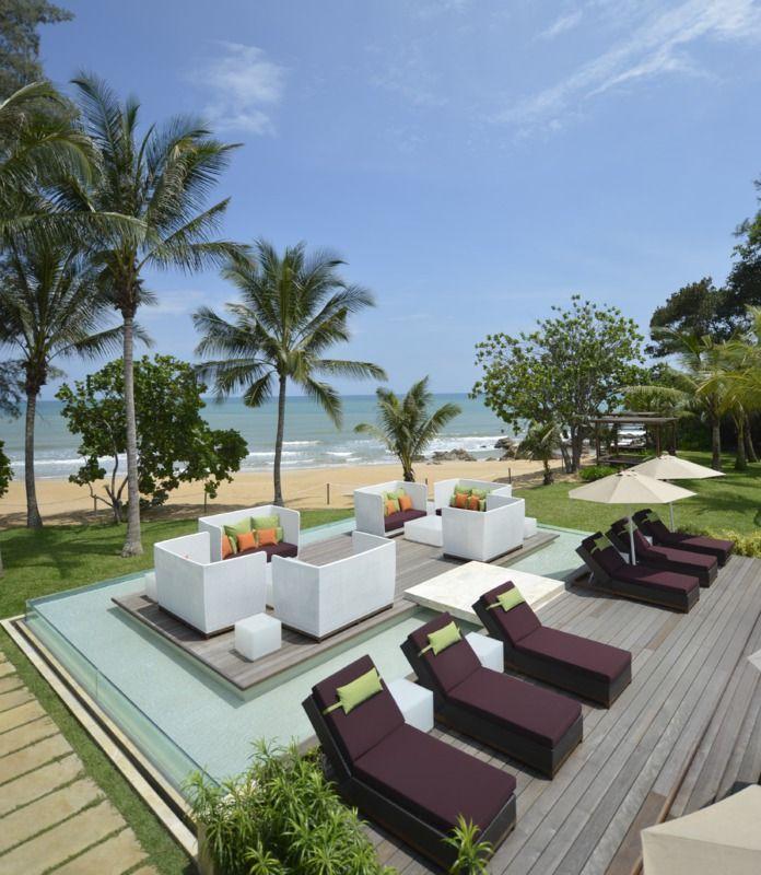 Club Med Cherating Beach, Malaysia #beach