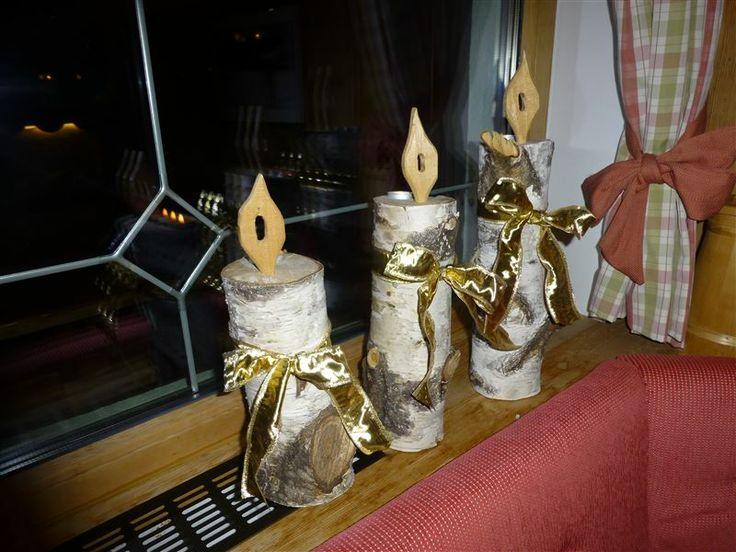 Weihnachtsstimmungim Cendevaves - Atmosfera natalizia al Cendevaves