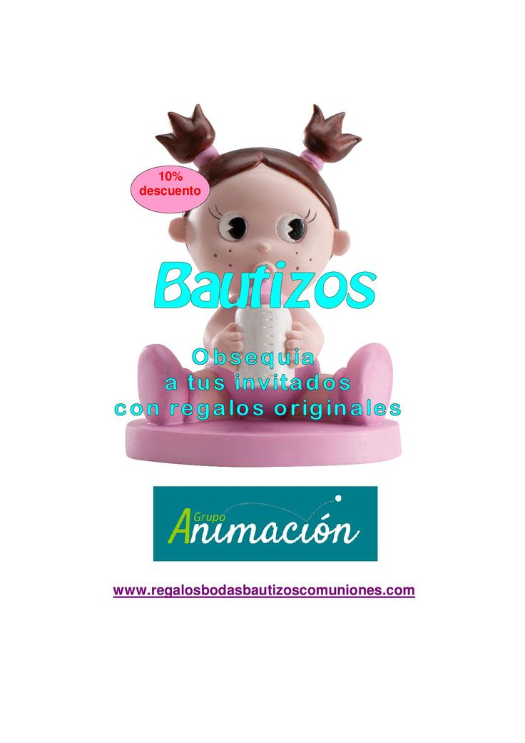 Figuras para Bautizos. Regalos y detalles. Compras online en España.