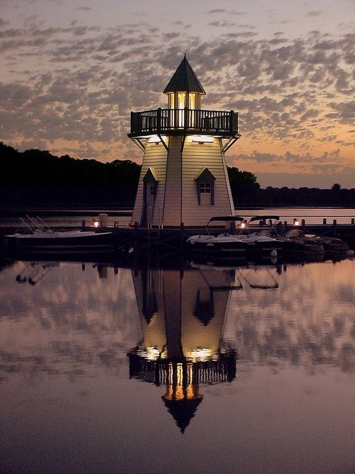Canadian Lighthouse - Nova Scotia