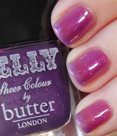 Wish I could find this polish! It seems like a nice alternative to opaque polish.