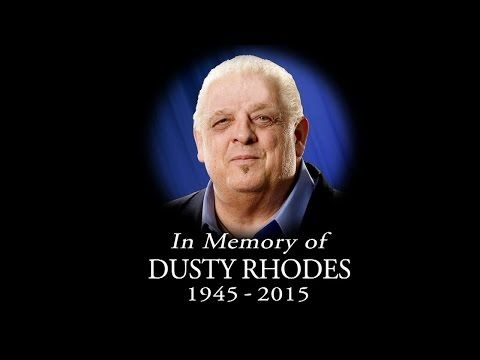 Three days after professional wrestling legend Dusty Rhodes died at age 69, WWE on Sunday night played a tribute video to the icon on the Money in the Bank pay-per-view. | FOX Sports