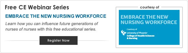 Nursing CEUs - Free, Unlimited online CE only $44.95 a year, State required.  Good resource.