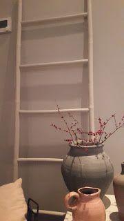 25 beste idee n over bamboe ladders op pinterest bamboe for Decoratie ladder action