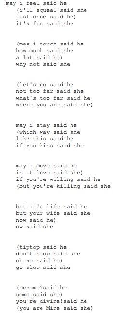 Simplicity of beauty e e cummings poem