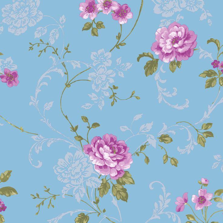 16 best Floral Wall Paper images on Pinterest Floral backgrounds - fresh blueprint paper name