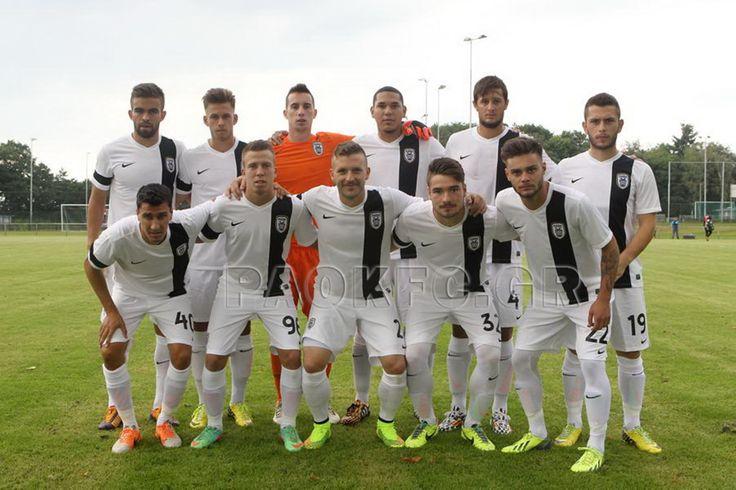 Σταντάρ Λιέγης (2-1) ΠΑΟΚ Φιλικό παιχνίδι προετοιμασίας 2014/15