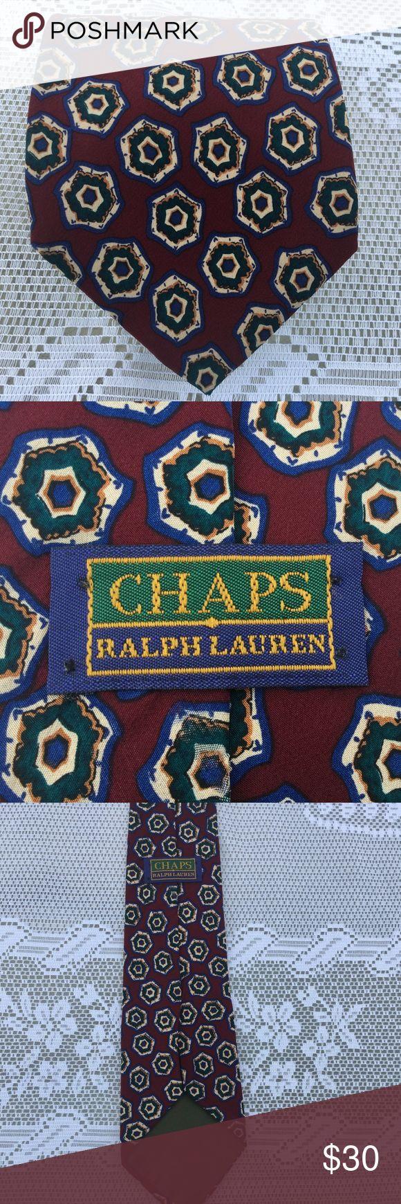 Chaps Ralph Lauren Tie Chaps Ralph Lauren Tie Chaps Ralph Lauren Accessories Ties