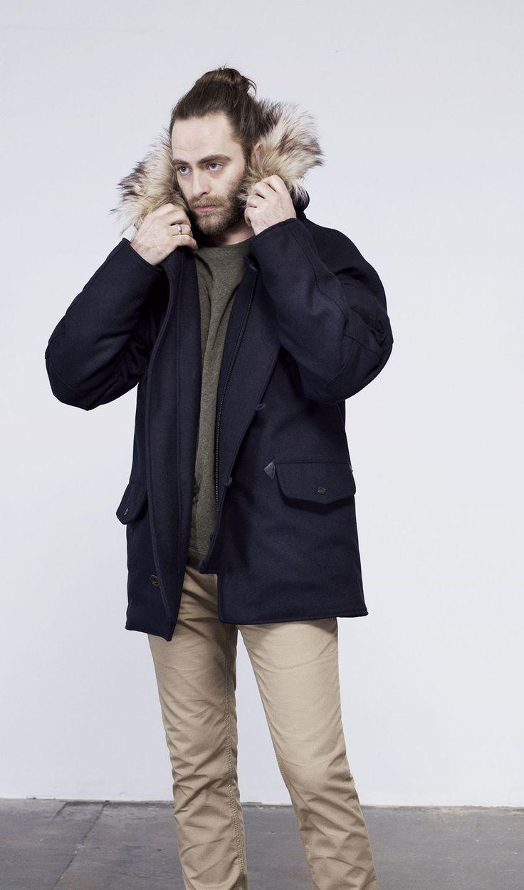 Best 25  Navy parka ideas on Pinterest | Fall jackets, Rain jacket ...