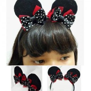 Bando Anak / Bandana Bayi / Baby Headband / Handmade (BB015)