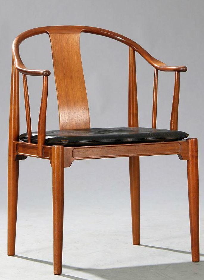 "Hans J. Wegner: ""China Chair""."