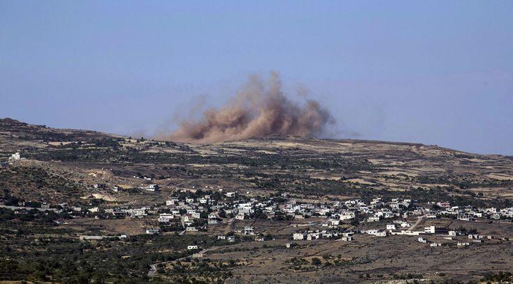 Το Ισραήλ χτύπησε τη Συρία  για να «τονωθεί το ηθικό των τρομοκρατικών οργανώσεων»