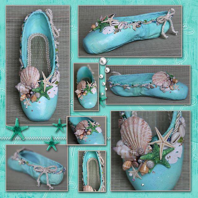 very pretty-Too bad we aren't doing Little Mermaid!