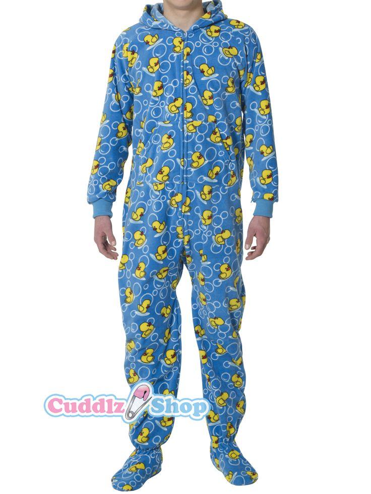 Adult Feeted Pajamas 115