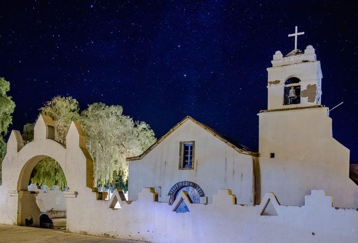 San Pedro de Atacama. Foto de Freddy Bugueño Tolmo.