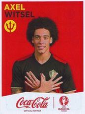 Coca cola, sticker, Kevin De Bruyne, Axel Witsel - yaka-chiner.be, site de petites annonces gratuites en Wallonie