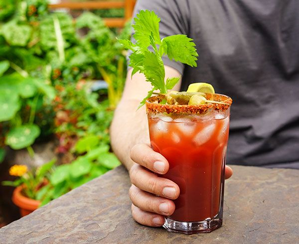 A variation of the Canadian classic. The BBQ blend adds a smoky spike to the thick, umami clamato. Be careful in your hot sauce selection- the spices add a good bit of heat themselves. Ingredients 2 lemon wedges 1 Tbsp Classic BBQ blend. ground ½ Tbsp salt Ice 4 oz Clamato juice 1 splash Worcestershire or …