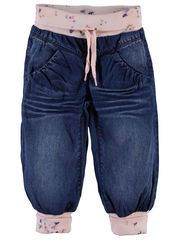 MINI NITSKY LOOSE FIT JEANS, Medium Blue Denim